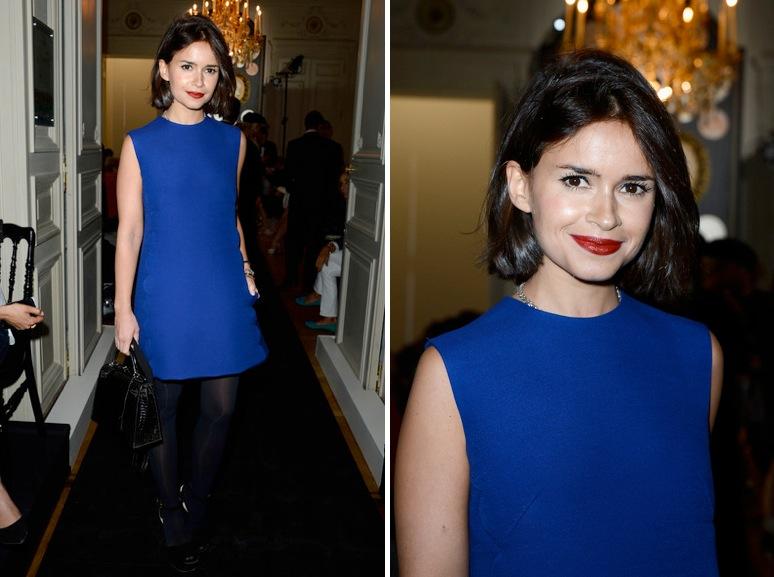 Popolare Make up da abbinare a un vestito blu – Abiti alla moda della  UG92