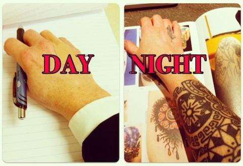 tattoo professionals