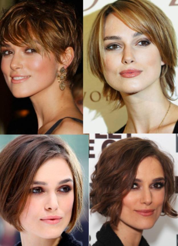 Come tenere i capelli medio corti
