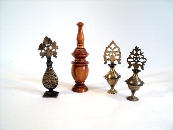 antichi e preziosi contenitori per khol