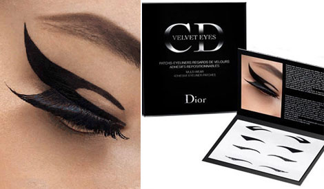 Dior-Velvet-Eyes-stickers-collection